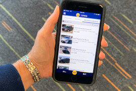 Manheim Adds Vehicle Recs, Offer Tools to Mobile App