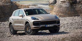 Cayenne Leads List of Unworthy $100K Cars