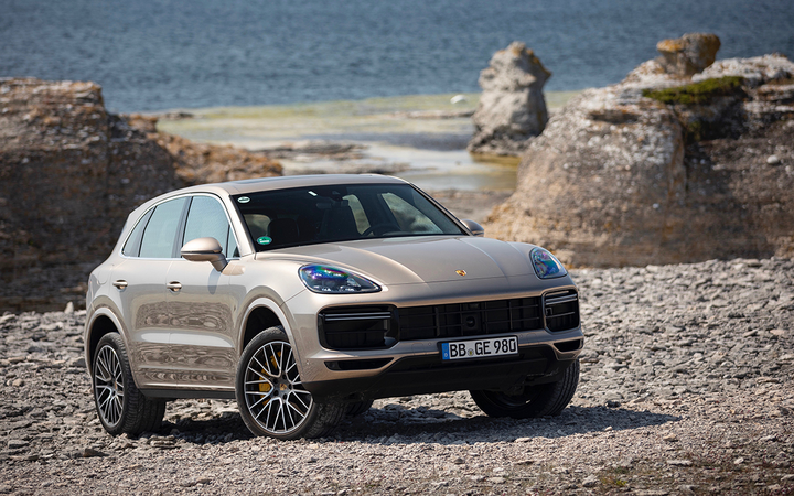 Automotive writer Andre Nalin says luxury appointments and enhanced performance fail to justify the fully loaded Porsche Cayenne's $160,000 MSRP. 