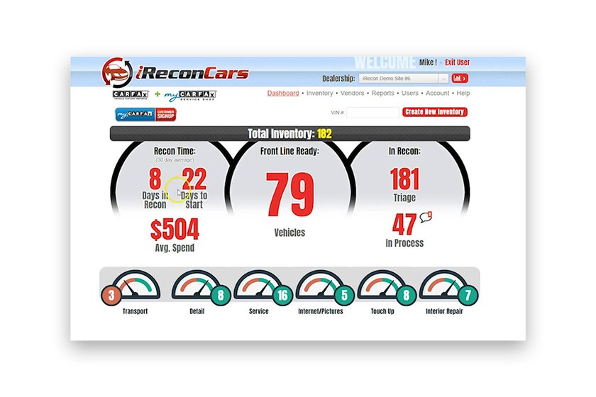 """vAuto and iRecon have debuted an """"end-to-end"""" inventory and reconditioning management solution."""