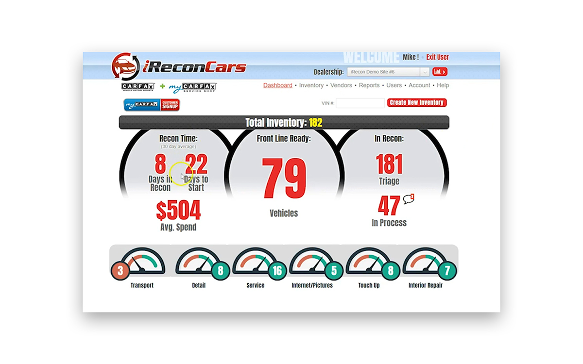 vAuto Joins Inventory, Recon Management With New Integration