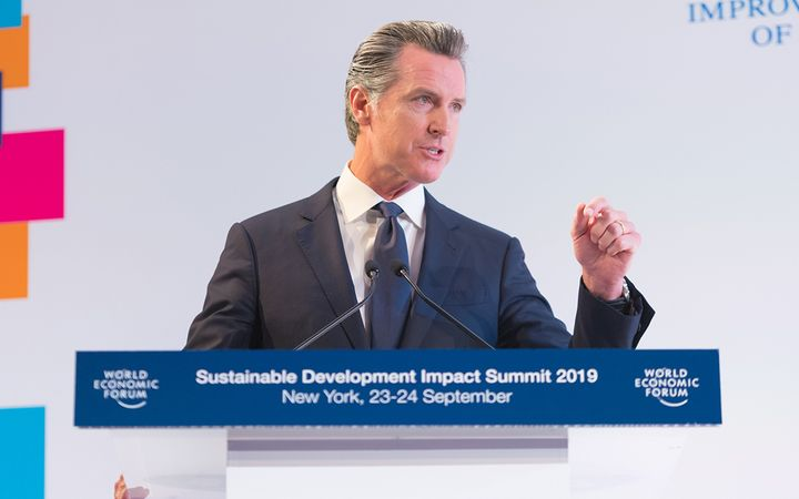 Calif. Gov. Gavin Newsom has signed a dealer protection bill similar to a measure vetoed by his predecessor a year ago.