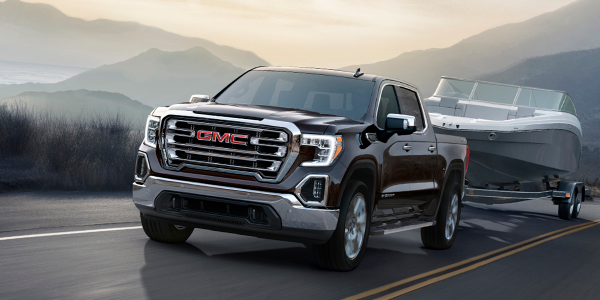 General Motors reported an 11% increase in sales of its GMC brand, including the Sierra pickup....