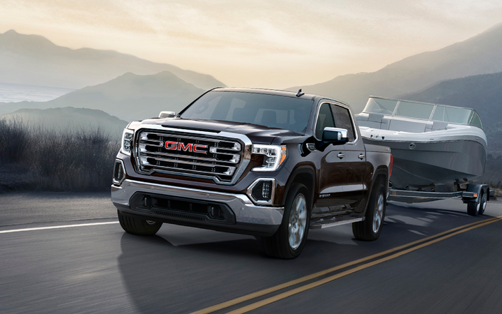 General Motors reported an 11% increase in sales of its GMC brand, including the Sierra pickup. Labor unrest could derail production of the Sierra and its Chevrolet Silverado stablemate. 