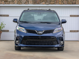 "No. 10: ""You may not have been expecting a minivan on this list, but the Toyota Sienna has the..."