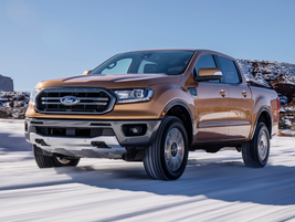 "No. 9: ""The all-new 2019 Ford Ranger midsize pickup is finally here. It provides a nice balance..."