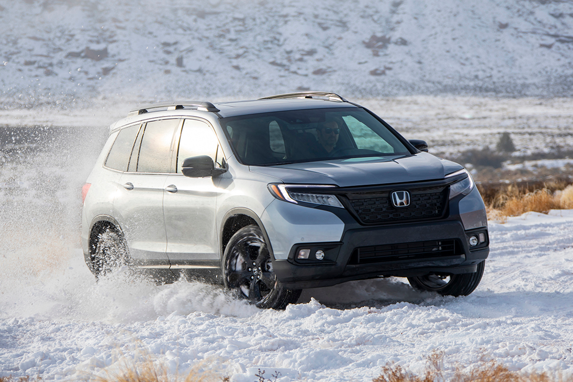 "No. 8: ""When you think of a Honda off-roader, you probably think of a Honda ATV, but the..."
