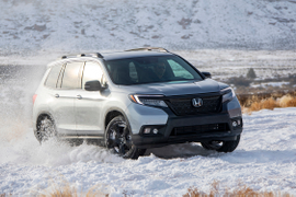 Best in Snow: Top 10 Winter Cars