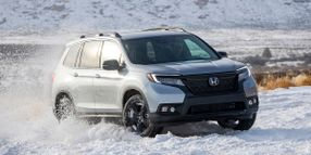 Best in Snow: Top 10 Winter Cars