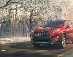 "No. 7: ""The Toyota RAV4 got a big upgrade for 2019 and has quickly gone from the middle of the..."