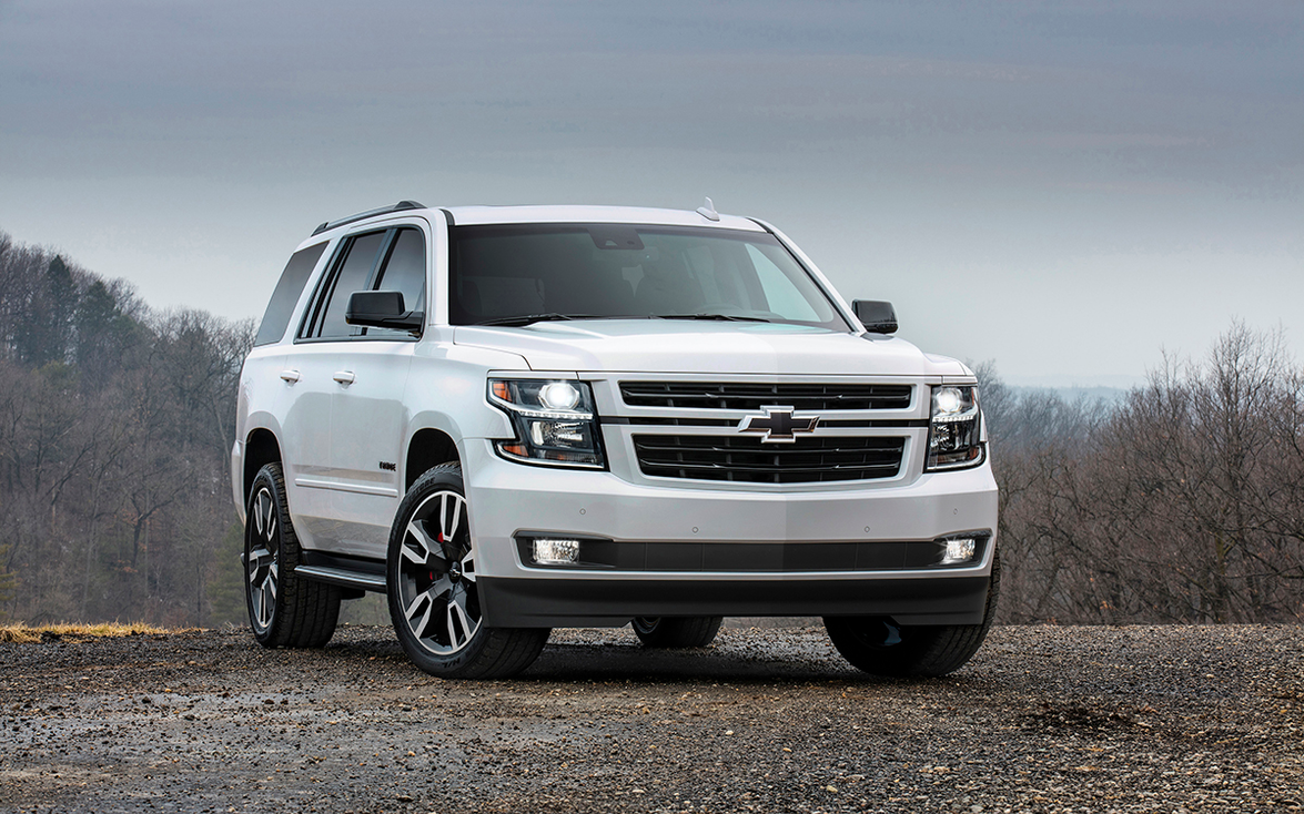"""No. 5: """"People love theChevy Tahoefor being an SUV that can handle big families in need of..."""
