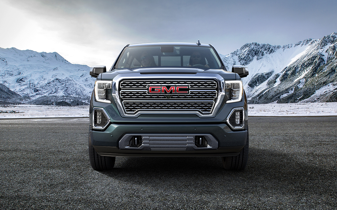 """No. 4: """"The all-new 2019 GMC Sierra ushers in a new off-road sub-brand for GMC called AT4 that's..."""