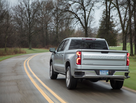 "No. 3: ""The [Chevrolet] Silverado now offers a roomier back seat in the quad-cab models, making..."