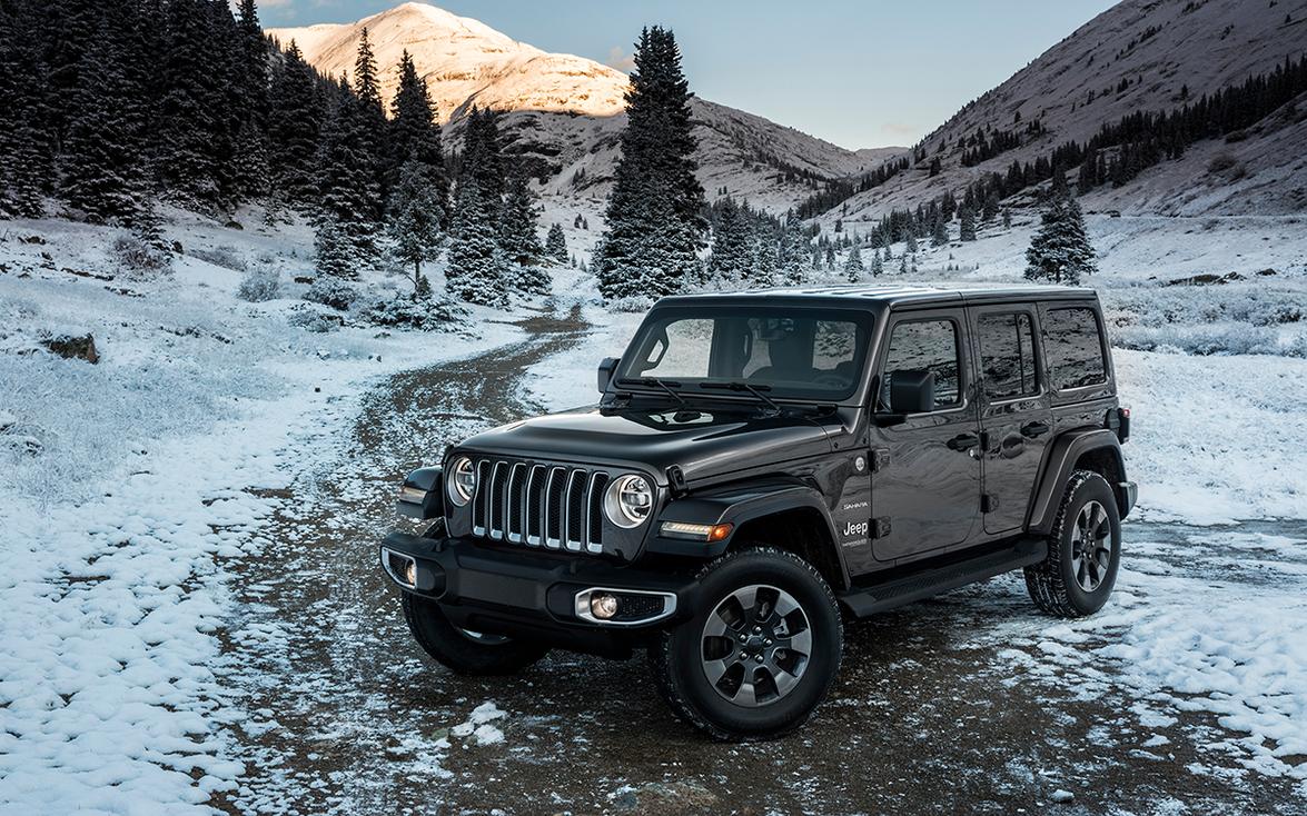 "No. 2: ""The list wouldn't be complete without the Jeep Wrangler. For obvious reasons, a hardtop..."