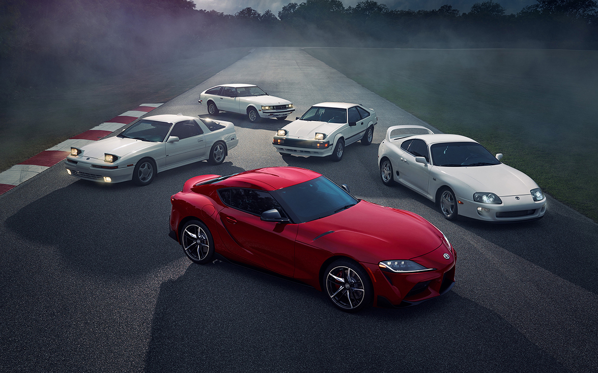 The Toyota Supra will arrive in North American dealerships this summer for the first time since...