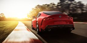 Back on Track: 2020 Toyota Supra