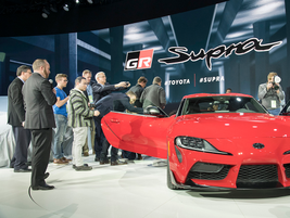 The 2020 Supra made its official debut at the 2019 Detroit auto show. The car had already made...
