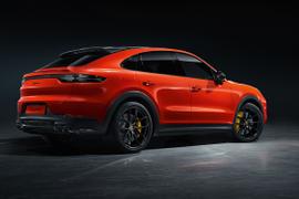 Athletic Utility: 2020 Porsche Cayenne Coupe