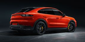 Athletic Utility: 2020 Porsche Cayenne Coupe
