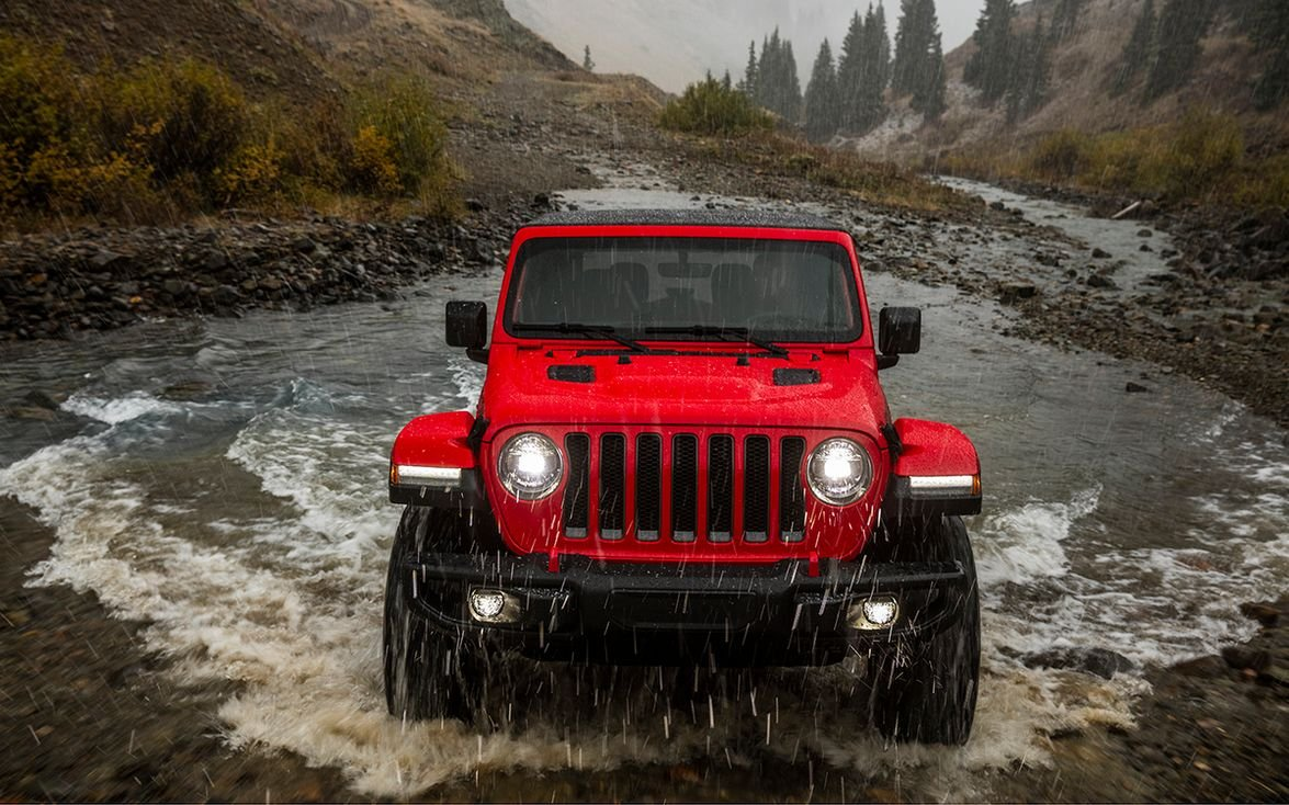 "2012–'17 Jeep Wrangler: ""Making its way on the market well before these graduates were in middle..."