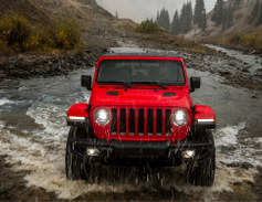"""2012–'17 Jeep Wrangler: """"Making its way on the market well before these graduates were in middle..."""