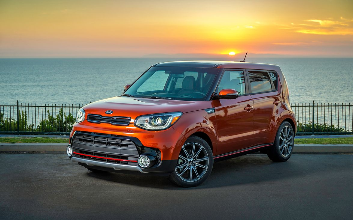 """2014–'19 Kia Soul: """"While the Kia Soul is all-new for 2020 and might be a bit out of price..."""