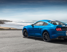"""2015–'19 Ford Mustang: """"The Ford Mustang began its current generation in 2015 with big..."""