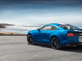 "2015–'19 Ford Mustang: ""The Ford Mustang began its current generation in 2015 with big..."