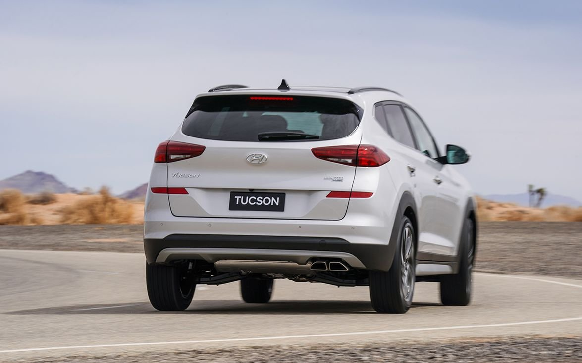 "2016–'19 Hyundai Tucson: ""Featuring a roomy, quiet interior and high reliability ratings, the..."
