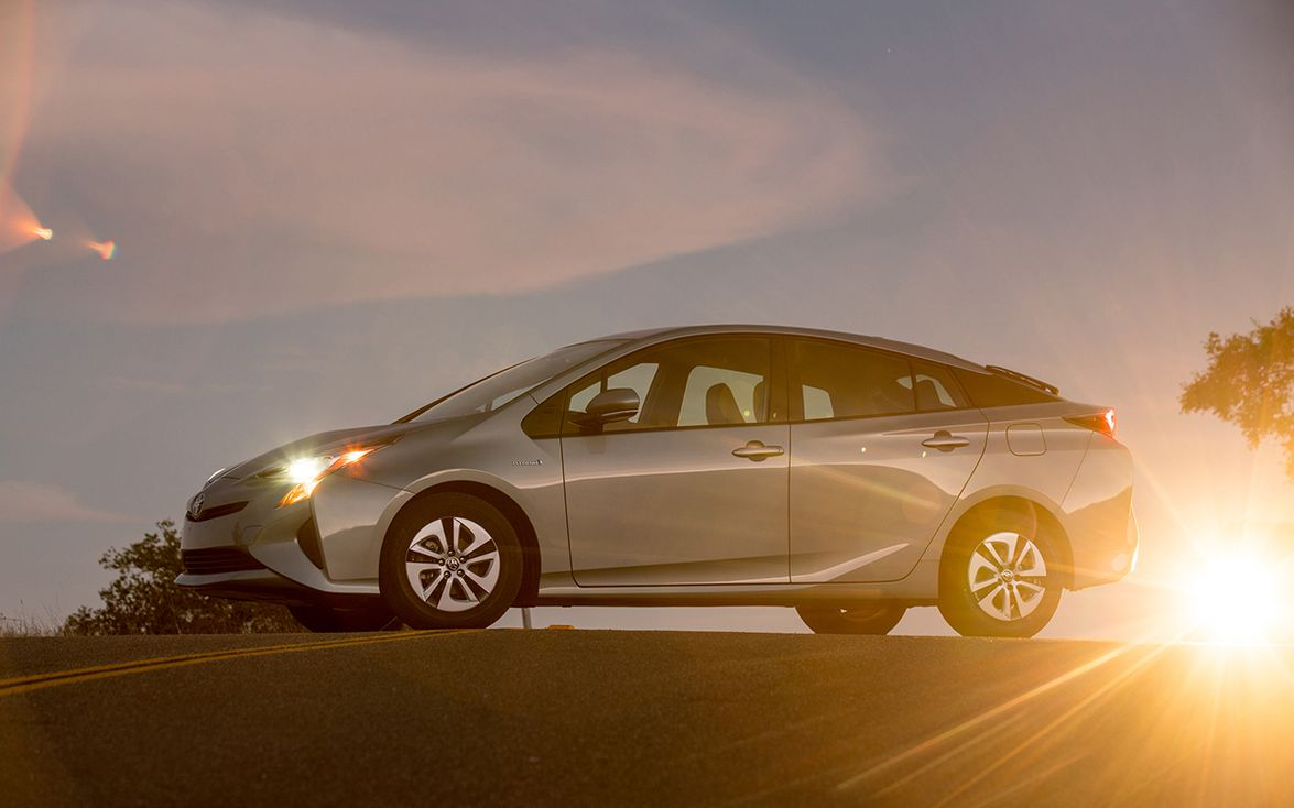 """2016–'19 Toyota Prius: """"While the Toyota Prius might not be the coolest-looking vehicle to..."""