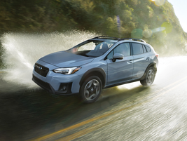 "2018–'19 Subaru Crosstrek: ""Offering a light off-roader with better road manners, the Subaru..."