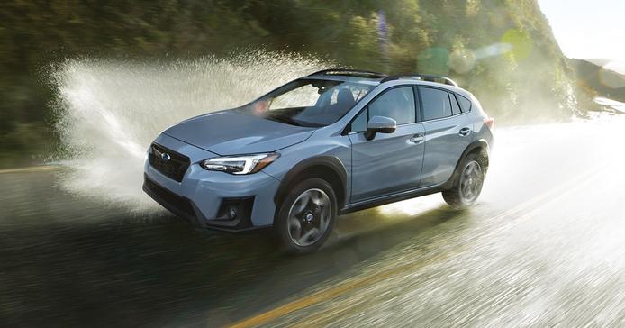 "2018–'19 Subaru Crosstrek: ""Offering a light off-roader with better road manners, the Subaru..."