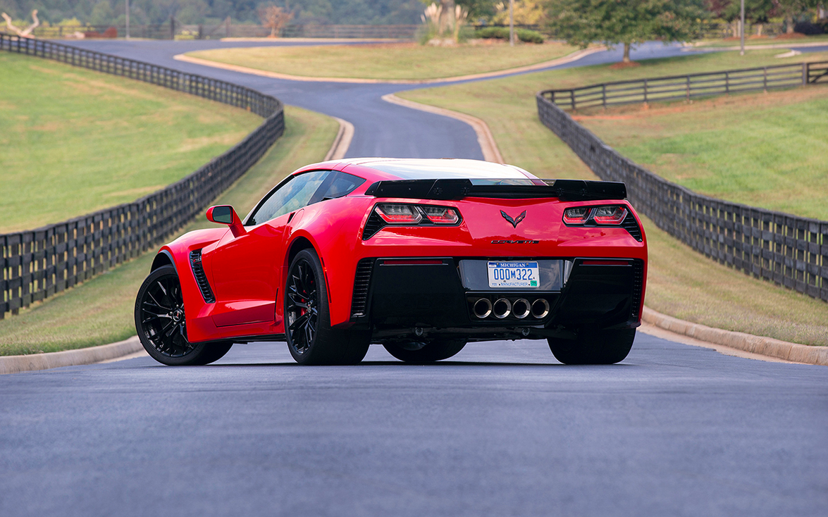 "2014–'19 Chevrolet Corvette: ""The Chevrolet Corvette C7 is an outstanding sendoff to the..."