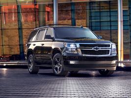 "2015–'19 Chevrolet Tahoe: ""Our data shows certified pre-owned Chevy Tahoe models are highly..."