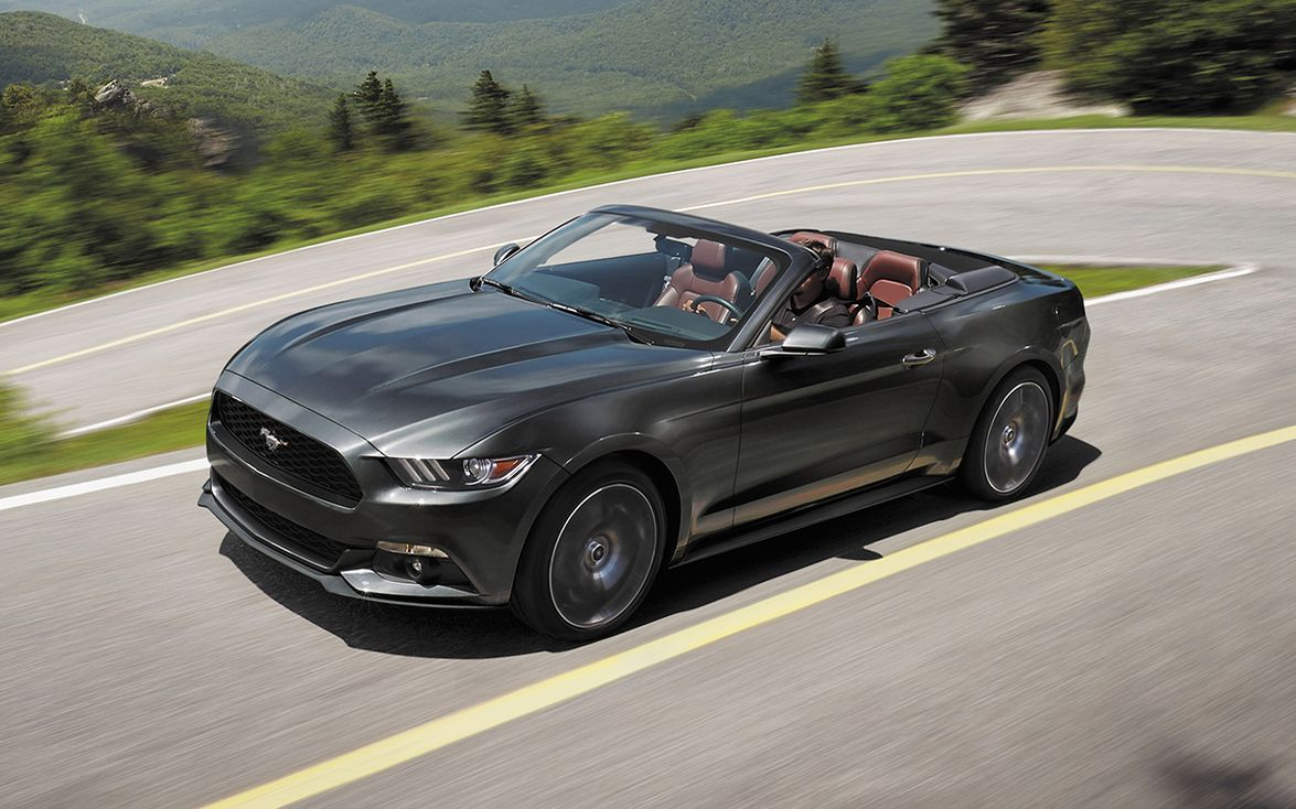 "2015–'19 Ford Mustang: ""Recently redesigned in 2015, a lightly used Ford Mustang has a lot of..."
