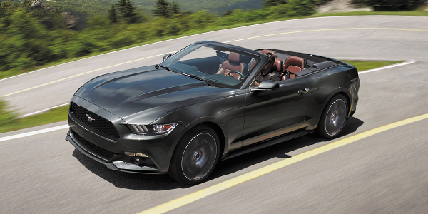 """2015–'19 Ford Mustang: """"Recently redesigned in 2015, a lightly used Ford Mustang has a lot of..."""