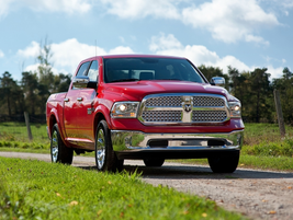 "2014–'18 Ram 1500: ""Rounding out the ""big three"" in American full-size trucks is the Ram 1500...."