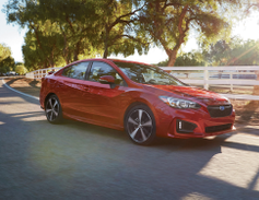 "9. Subaru Impreza: ""The recently redesigned Subaru Impreza is offered as a sedan or wagon and..."