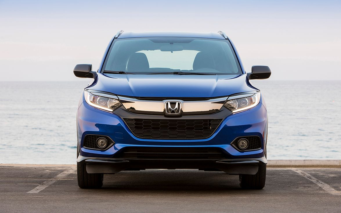 """8. Honda HR-V: """"The HR-V is an economical small crossover that provides more ground clearance..."""