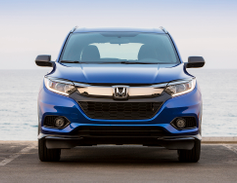 "8. Honda HR-V: ""The HR-V is an economical small crossover that provides more ground clearance..."