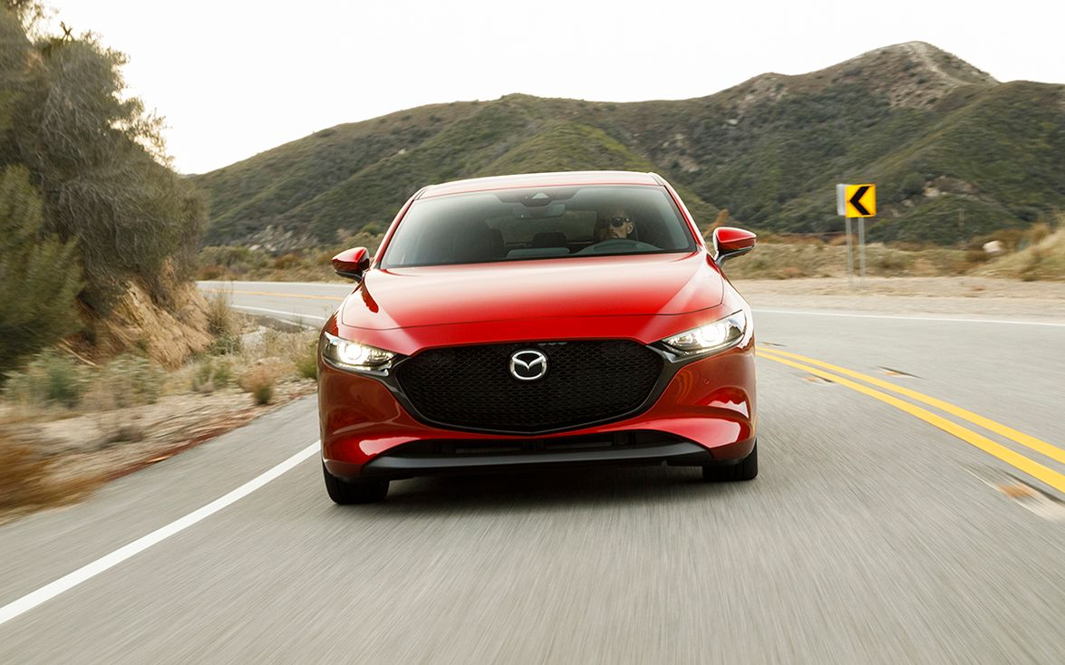 "4. Mazda3: ""Also all-new for 2019, with new features and a premium interior, the Mazda3 sedan..."