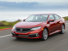 "3. Honda Civic: ""The Honda Civic has been our Compact Car Best Buy every year we've given the..."