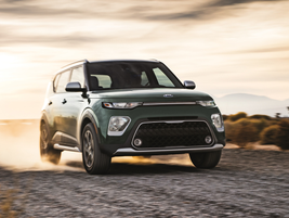 "2. Kia Soul: ""Our 2019 5-Year Cost to Own winner in the compact car category, the Kia Soul makes..."