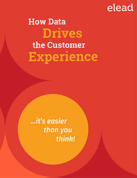 How Data Drives the Customer Experience