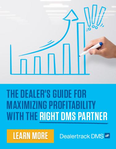 The Dealer's Guide for Maximizing Profitability