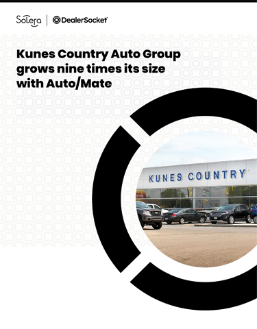 Dealer Group Grows 9x Its Size With Auto/Mate