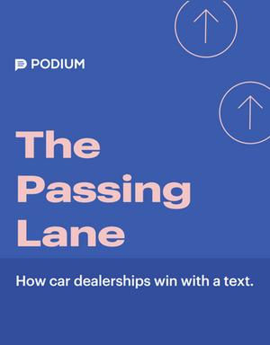 The Passing Lane