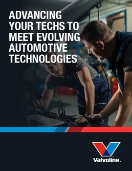 Advancing Your Techs to Meet Evolving Automotive Technologies