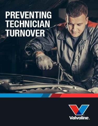 Keeping Savvy Techs Under the Hood and Happy