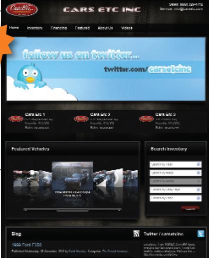 Cars Etc, Inc